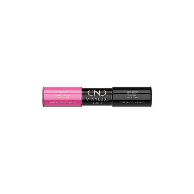 CND Vinylux™ 2 in 1 Long Wear Polish - Hot Pop Pink