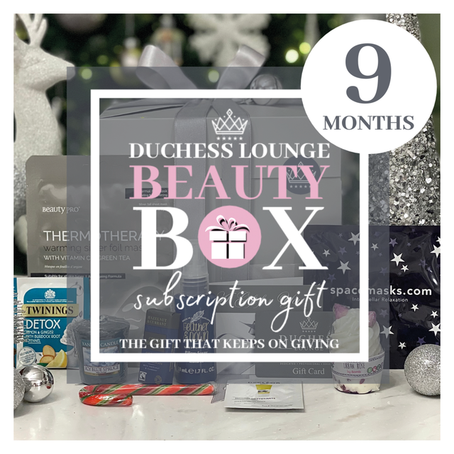 Beauty Box Subscription - 9 MONTHS