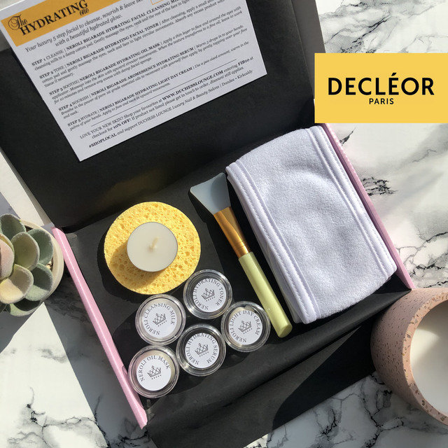 DECLÉOR FACIAL IN A BOX - The HYDRATING one