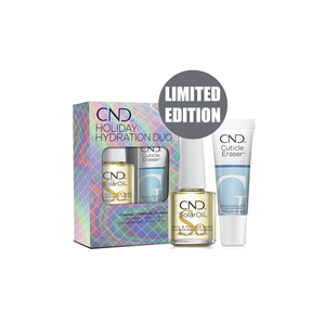 CND HOLIDAY HYDRATION DUO
