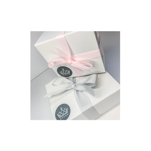 Luxury Gift Box, Ribbon & Personalised Card